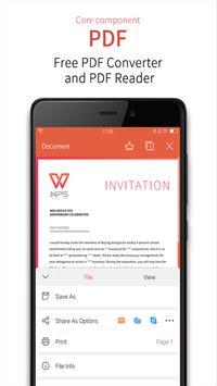 WPS Office + PDF apk screenshot