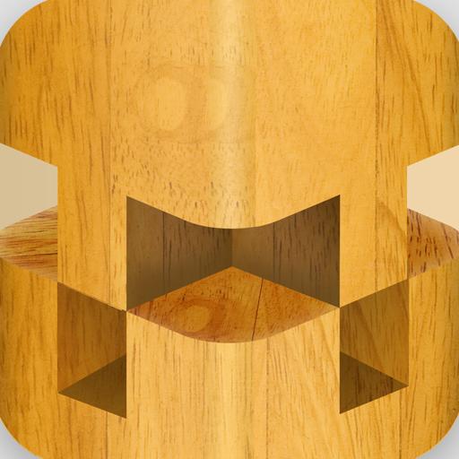 榫卯 Wood Joints 图标