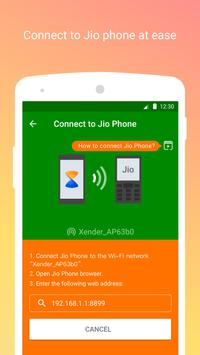 Share Music & Transfer Files - Xender APK-screenhot
