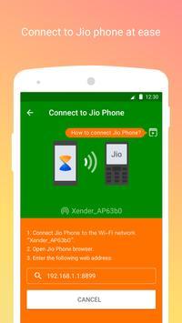 Share Music & Transfer Files - Xender screenshot 1