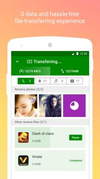 Share Music & Transfer Files - Xender apk screenshot