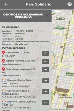 País Solidario apk screenshot