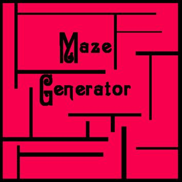 Fascinating Maze poster