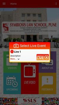 SLS Web TV apk screenshot