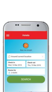 Travelit - Cheap Booking Deals apk screenshot