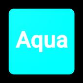 Aqua Screenshot sharer icon