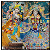 Krishna Live Darshan HD icon