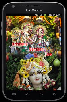 Krishna Live Darshan HD apk screenshot