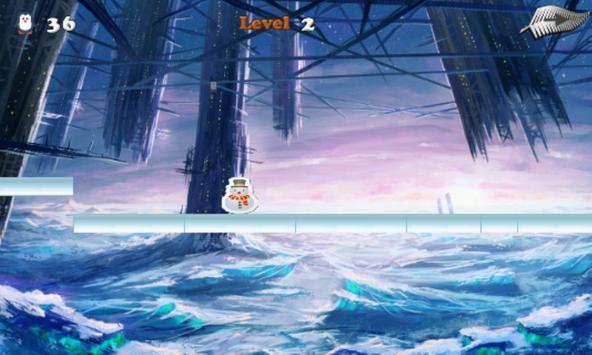 Ice Bear Jump apk screenshot