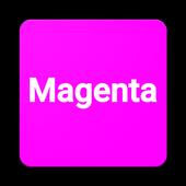 Magenta Night Screen icon