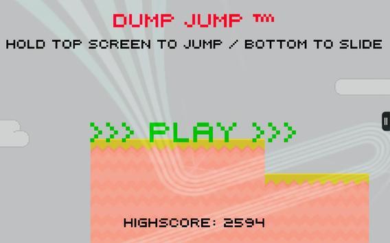 Dump Jump ™ screenshot 5