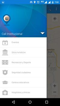Cali Institucional screenshot 1