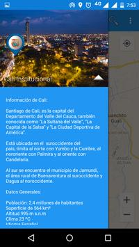 Cali Institucional screenshot 2