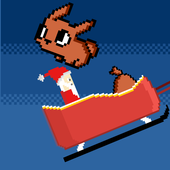Bunny & Santa Christmas Game icon