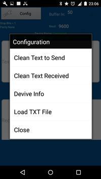 Communication USB RS232 Serial apk screenshot