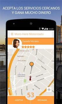 Moto here motorizado apk download free productivity app for moto here motorizado poster gumiabroncs Gallery