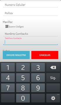 RegistrApp screenshot 5