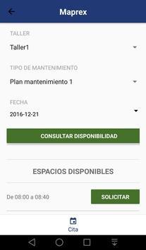 Maprex - Centro de Servicios apk screenshot