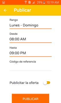 Cliente Offer Go apk screenshot