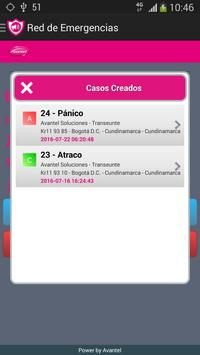 Red de Emergencias apk screenshot