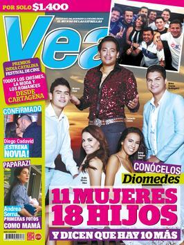 Revista Vea poster
