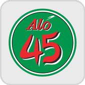 TaxiAló45 Usuario icon