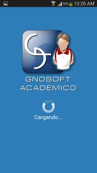 Gnosoft Académico poster