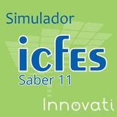 Simulador Examen ICFES icon