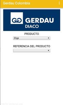 Gerdau Colombia apk screenshot