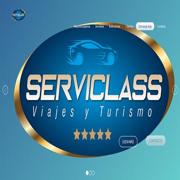 Serviclass Driver poster