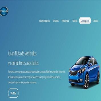 Serviclass Driver screenshot 2