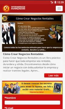 Entrenamientos Avanzados apk screenshot