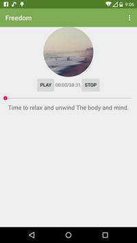 Massagesound apk screenshot