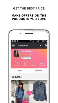 Trendier – Sell n' buy fashion apk screenshot