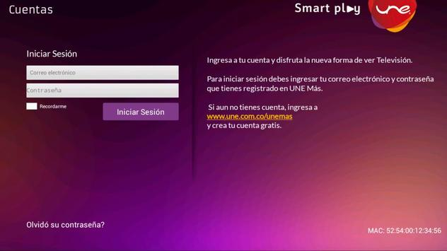 Smart Play UNE (Geniatech) apk screenshot