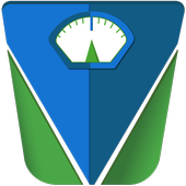 Valoracion electronica salud icon