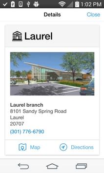 Prince George's County Library screenshot 2