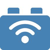 Battery RFID tool icon
