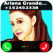Call From Ariana Grande icon