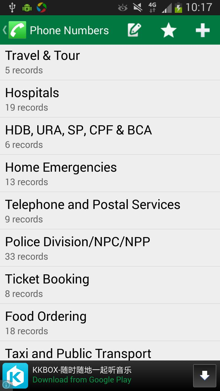 Qatar Phone Numbers for Android - APK Download