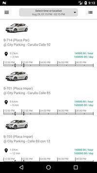 Car B screenshot 2