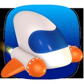 2D SpaceRun icon