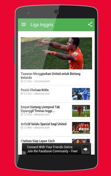 Berita SepakBola screenshot 2