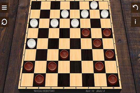 Free Checkers 3D screenshot 8