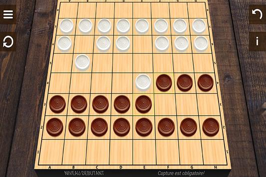 Free Checkers 3D screenshot 3