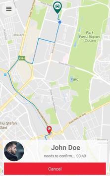 CityHike - Social ridesharing screenshot 1