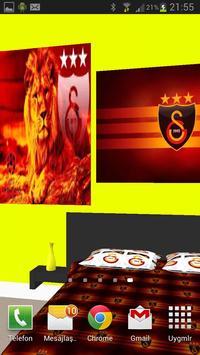 Galatasaray Canlı Duvar Kağıdı apk screenshot
