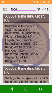 India PINCODE All in 1 Info screenshot 1