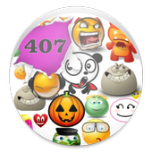 emoticons 407+ icon