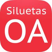 Siluetas OA icon